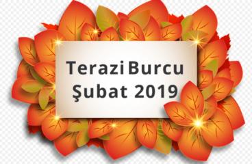 Terazi Burcu Şubat 2019