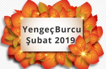 Yengeç Burcu Şubat 2019