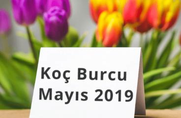 Koç Burcu Mayıs 2019