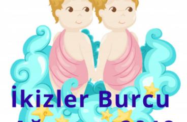 İkizler Burcu Ağustos 2019