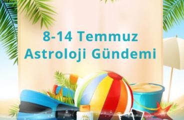 8-14 Temmuz 2019 Astroloji Gündemi