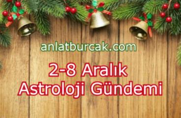 2-8 Aralık 2019 Astroloji Gündemi