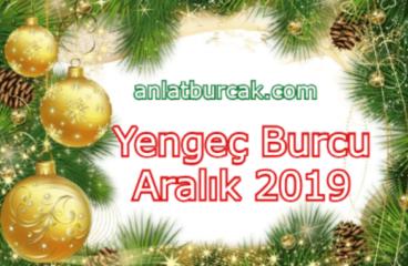 Yengeç Burcu Aralık 2019