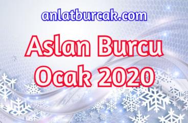 Aslan Burcu Ocak 2020