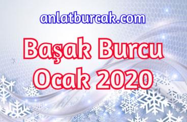 Başak Burcu Ocak 2020
