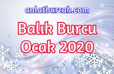Balık Burcu Ocak 2020