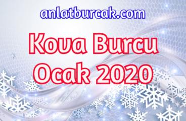 Kova Burcu Ocak 2020