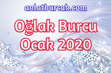 Oğlak Burcu Ocak 2020