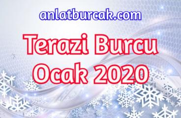 Terazi Burcu Ocak 2020