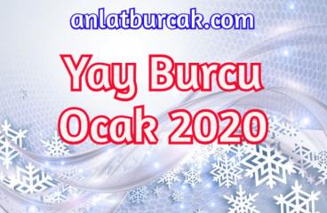 Yay Burcu Ocak 2020