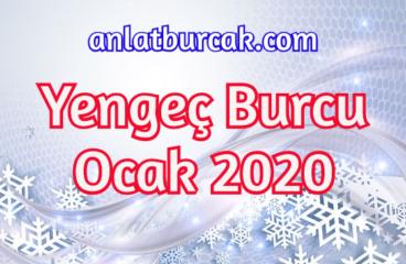 Yengeç Burcu Ocak 2020