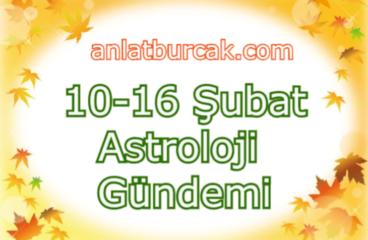 10-16 Şubat 2020 Astroloji Gündemi
