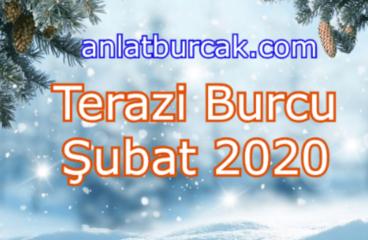 Terazi Burcu Şubat 2020