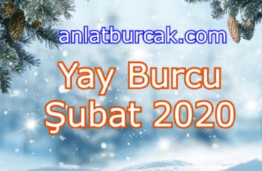 Yay Burcu Şubat 2020
