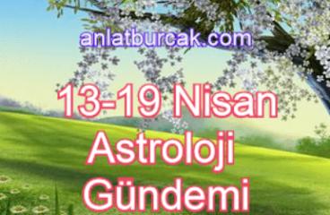 13-19 Nisan 2020 Astroloji Gündemi