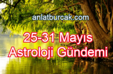25-31 Mayıs 2020 Astroloji Gündemi