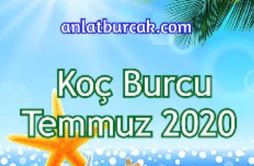 Koç Burcu Temmuz 2020