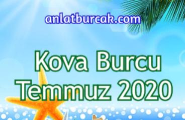Kova Burcu Temmuz 2020