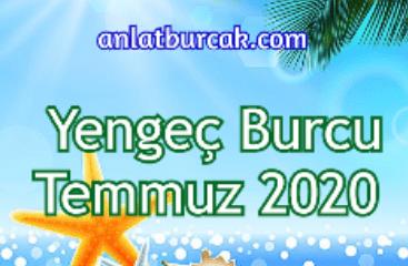 Yengeç Burcu Temmuz 2020