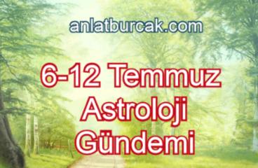 6-12 Temmuz 2020 Astroloji Gündemi
