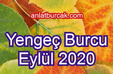 Yengeç Burcu Eylül 2020