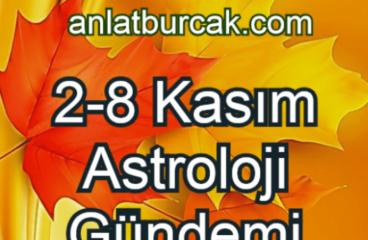 2-8 Kasım 2020 Astroloji Gündemi