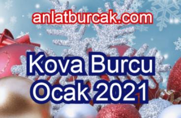 Kova Burcu Ocak 2021