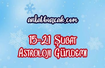 15-21 Şubat 2021 Astroloji Gündemi