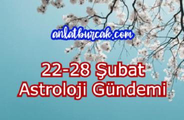22-28 Şubat 2021 Astroloji Gündemi