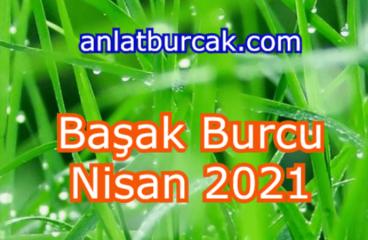 Başak Burcu Nisan 2021