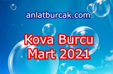 Kova Burcu Mart 2021