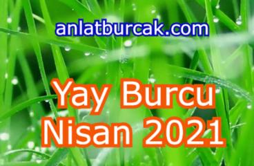Yay Burcu Nisan 2021
