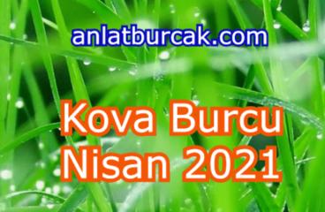 Kova Burcu Nisan 2021