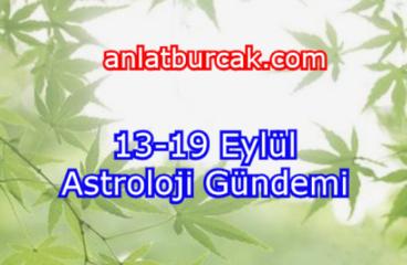 13-19 Eylül 2021 Astroloji Gündemi