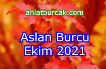 Aslan Burcu Ekim 2021