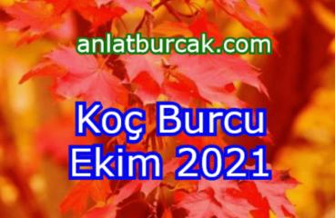 Koç Burcu Ekim 2021