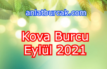 Kova Burcu Eylül 2021