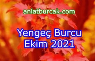 Yengeç Burcu Ekim 2021