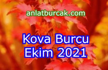 Kova Burcu Ekim 2021